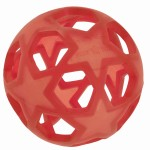 HEVEA StarBall Raspberry RED high res